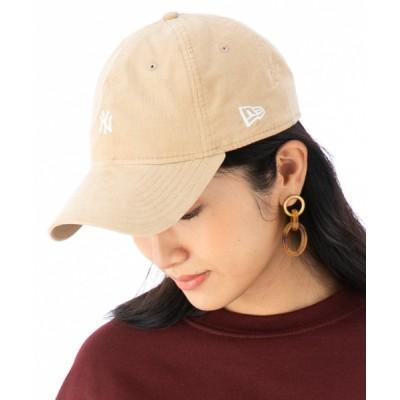 帽子 キャップ ニューエラ キャップ 9TWENTY ニューヨーク ヤンキース マイクロコーデュロイ
