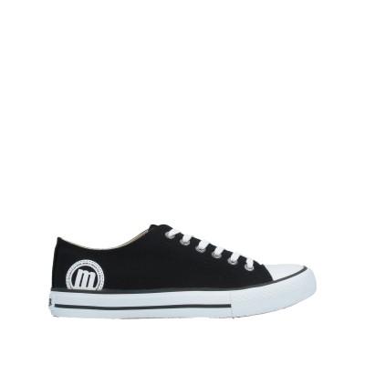 MTNG スニーカー&テニスシューズ(ローカット) ブラック 41 紡績繊維 / 天然ゴム スニーカー&テニスシューズ(ローカット)