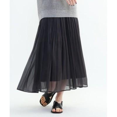 「S」【WEB限定カラー】ブライトナチュナルプリーツスカート