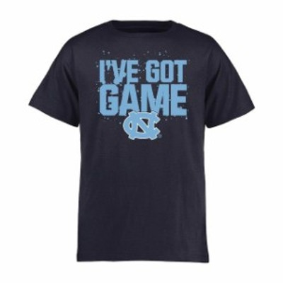 Fanatics Branded ファナティクス ブランド スポーツ用品  North Carolina Tar Heels Youth Navy Got Game T-Shirt