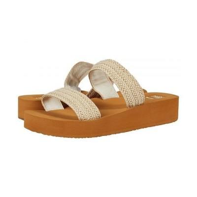 Billabong ビラボン レディース 女性用 シューズ 靴 サンダル Lanai - White Cap