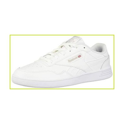 Reebok Women's Club MEMT Sneaker, Steel/White, 7【並行輸入品】
