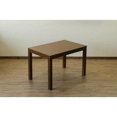 NEW フリーテーブル 110×70 VGL-31 ブラウン(BR) ダイビング テーブル デスク 【一回り小さめの長方形ダイニングテーブル】 作業台