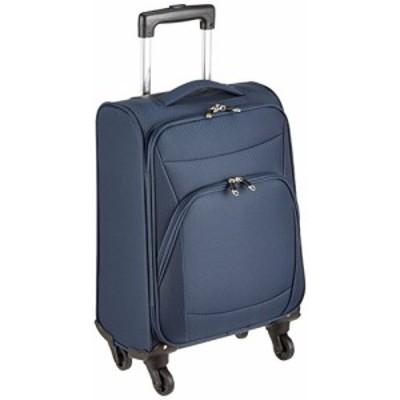 [ジェットエージ] スーツケース ソフトキャリー S 軽量 機内持ち込み可 23L 55 cm 2.1kg ネイビー
