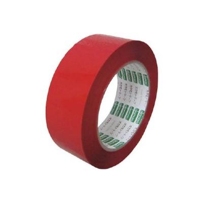 オカモト OPPテープ NO333Cカラー 赤 38ミリ 333C38R