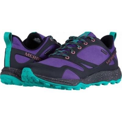 メレル Merrell レディース ハイキング・登山 シューズ・靴 Altalight Waterproof Acai