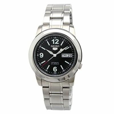 [セイコー]SEIKO セイコー5 逆輸入 日本製 自動巻き メンズ 腕時計 SNKE63J(中古品)