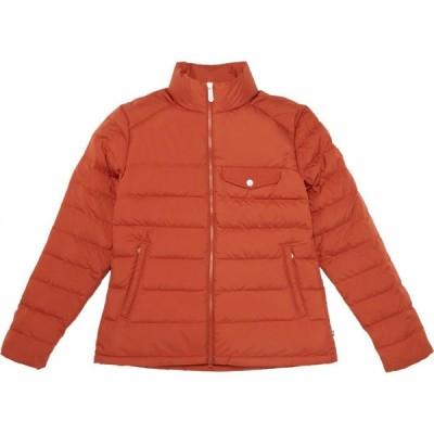 フェールラーベン Fjallraven レディース ダウン・中綿ジャケット アウター Greenland Down Liner Jacket Autumn Leaf