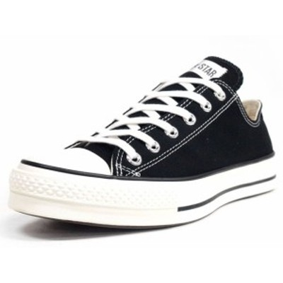 "CONVERSE CANVAS ALL STAR J OX ""made in JAPAN"" ""LIMITED EDITION for STAR SHOP"" BLK (32167431)"