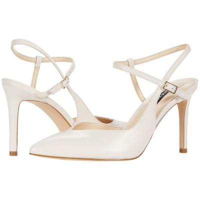 ナインウエスト Nine West レディース パンプス シューズ・靴 Elisa Ivory Leather