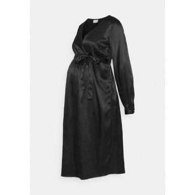 ママリシャス ワンピース レディース トップス MLSHELBY DRESS - Cocktail dress / Party dress - black