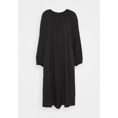 ブルンスバザー ワンピース レディース トップス ALEXAH BELLOA DRESS - Day dress - black