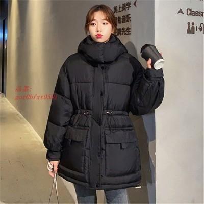 中綿ジャケット ブルゾン ダウンジャケット 防寒 ダウンコート ロングコート冬 アウター レディース 中綿コート