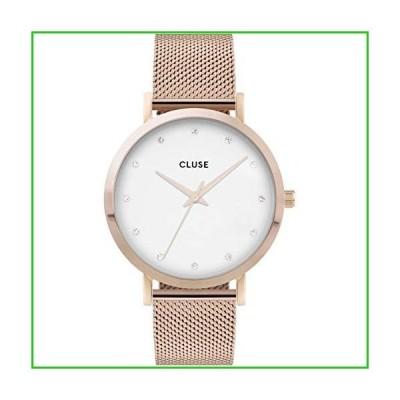 クルースCLUSE Women's Quartz Watch with Stainless Steel Strap, Rose Gold, 18 (Model: CW0101202002)[並行輸入品|送料無料]