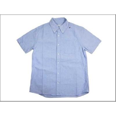 SWEEP/スウィ—プ !! S/S オックスフォード  ボタンダウンシャツ