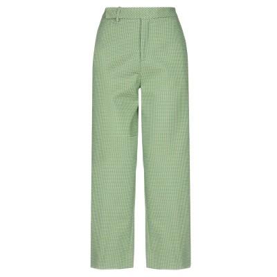 PT Torino パンツ グリーン 40 コットン 98% / ポリウレタン 2% パンツ