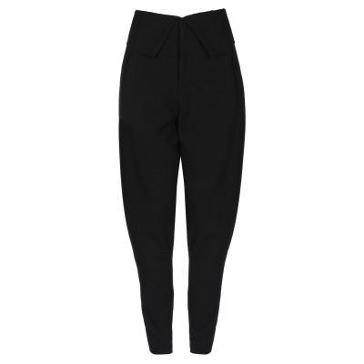 ÁCHEVAL PAMPA パンツ ブラック XS ポリエステル 64% / レーヨン 30% / ポリウレタン 6% パンツ