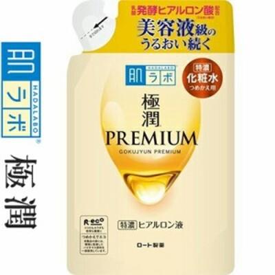 肌ラボ 極潤プレミアム ヒアルロン液 つめかえ/詰め替え 170mL ( ロート製薬 肌研_ハダラボ )