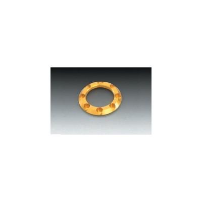 KITACO  アルミメインキーボックスカバー/ゴールド 000-0098004