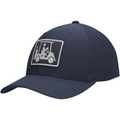 トラビスマヒュー メンズ 帽子 アクセサリー Travis Mathew El Capitan Snapback Adjustable Hat Navy