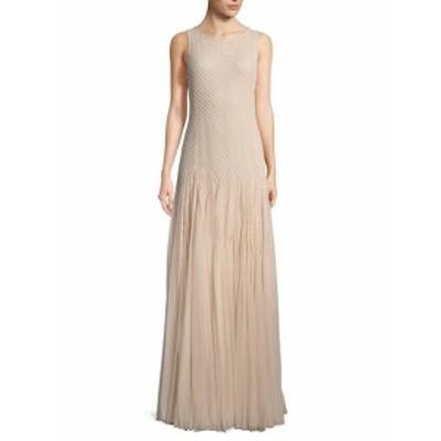 アリス+オリビア レディース ワンピース Saori Embellished Gown
