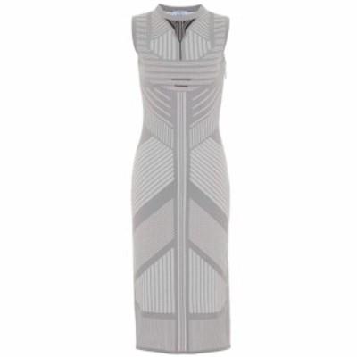 プラダ Prada レディース ワンピース ワンピース・ドレス Sleeveless dress Grey