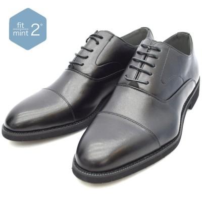 mint fit ミントフィット ひんやり ビジネスシューズ 551爽快感 紳士靴 メンズ (nesh) (新品)