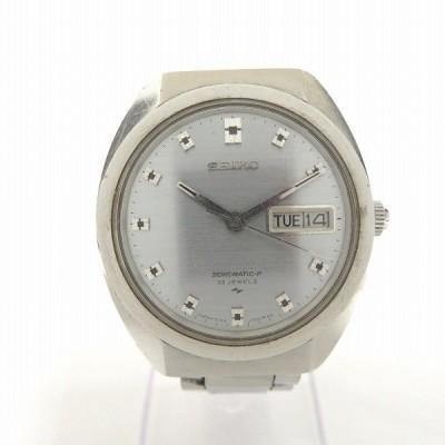 セイコー セイコーマチックP 5106-7010 自動巻 時計 腕時計 メンズ 【中古】【あすつく】