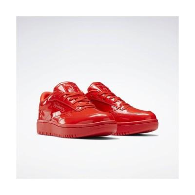 【リーボック】【Reebok CLASSIC x Cardi B】カーディ・B クラブ シー / Cardi B Club C Double Shoe