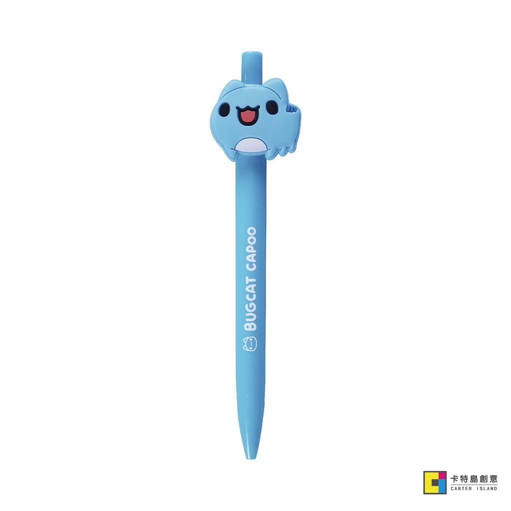 [貓貓蟲-咖波] 經典咖波 造型原子筆