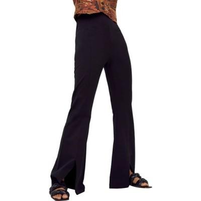 フリーピープル FREE PEOPLE レディース ボトムス・パンツ Real Deal High Waist Front Slit Flare Pants Black
