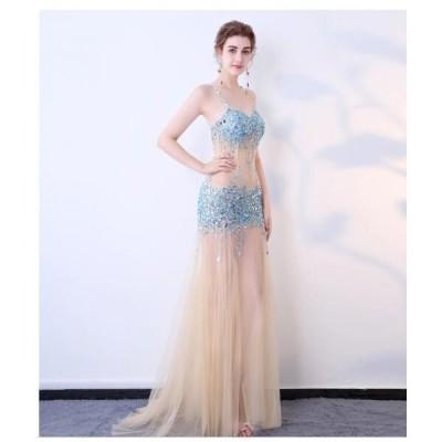 パーティードレス お呼ばれ 花嫁 ピアノ 謝恩会 ウェディングドレス プレゼント 二次会 ワンピース イブニングドレス 結婚式ドレス 新作