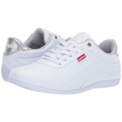Levis(R) Shoes リーバイス レディース 女性用 シューズ 靴 スニーカー 運動靴 Millicent UL White/Silver【送料無料】