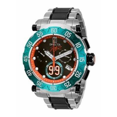 Invicta 48mm Jason Taylor HOF Limited Edition Quartz Chronograph Bracelet Watch 32159