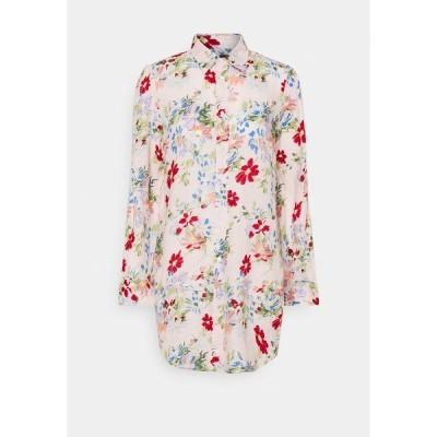 ラルフローレン シャツ レディース トップス PRINTED - Button-down blouse - scatter summ