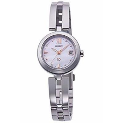 [オリエント]ORIENT iO イオ NATURAL&PLAIN LIGHT CHARGE 腕時計 RN-WG0003(中古品)