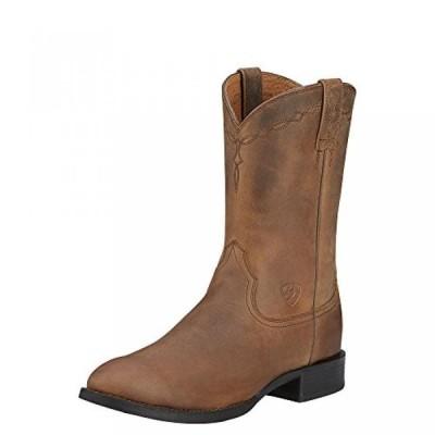 アリアット メンズ ブーツ Ariat Men's Heritage Roper Western Cowboy Boot