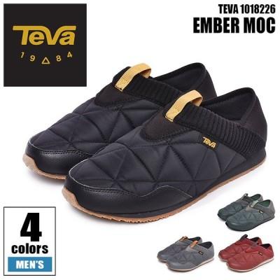テバ スリッポン メンズ エンバーモック TEVA 1018226 2WAY スニーカー 靴 シューズ ブラック 黒 ネイビー グレー 2WAY 新生活