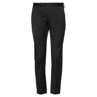 PT Torino パンツ ブラック 46 コットン 98% / ポリウレタン 2% パンツ