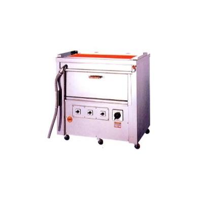 ヒゴグリラー 焼き鳥焼き機 オーブン付タイプ GO-18 メーカー直送/代引不可【】