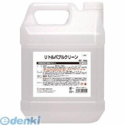 鈴木油脂 [S2772] リトルバブルクリーン4kg