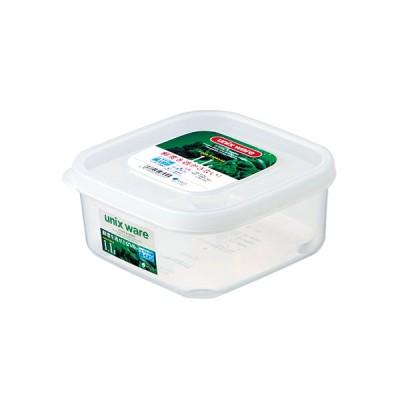 保存容器 ユニックス NS-40Ag アスベル ASVEL UNIX 保存 抗菌 冷凍 冷蔵 耐熱 レンジ対応