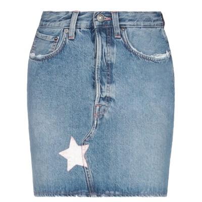 TOMBOY デニムスカート ブルー 25 コットン 100% デニムスカート