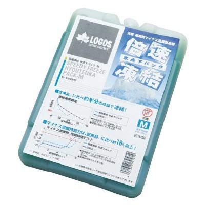 LOGOS(ロゴス) 倍速凍結・氷点下パックM -16℃ 保冷剤 81660642