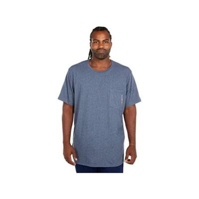 ティンバーランド Extended Base Plate Blended Short Sleeve T-Shirt メンズ シャツ トップス Navy Heather