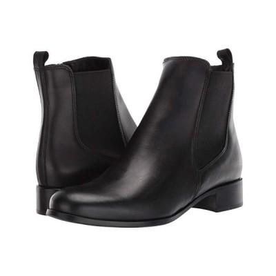 La Canadienne Salem レディース ブーツ Black Leather
