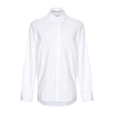 ノーベンバー NOVEMB3R シャツ ホワイト 50 コットン 98% / ポリウレタン 2% シャツ