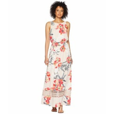 Adrianna Papell アドリアナパぺル ドレス 一般 Tropical Breeze Maxi Dress