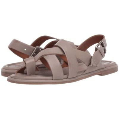 フライ Frye レディース サンダル・ミュール シューズ・靴 Tara Softy Crisscross Grey