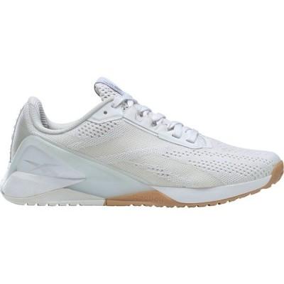 リーボック スニーカー シューズ レディース Reebok Women's Nano X1 Training Shoes White/Gum